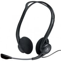 Casti Logitech PC Stereo Headset 960 Black