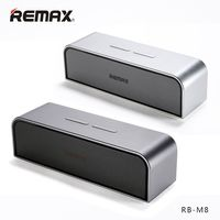Remax Bluetooth Speaker RB-M8, Silver