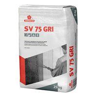 Supraten Штукатурка цементная SV 75 серая 25кг