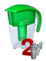 купить Фильтр кувшин FF GOLD 2.8 л зеленый в Кишинёве