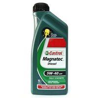 Моторные масла Castrol Magnatec Diesel 5W-40 DPF 1л