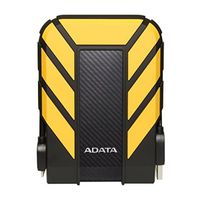 "ADATA DashDrive Durable HD710P, Rubber Yellow,, 1Tb, 2.5"", USB3.1"