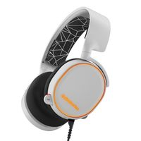 STEELSERIES Arctis 5 / Gaming Headset, White