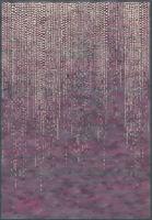 Ecofloor Vintage (719C486330) Burgundy Beads 1.60x2.30m