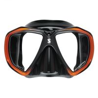 Маска для дайвинга Scubapro Spectra mask, bronze/black 24.847.830