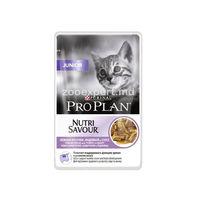 PRO PLAN для котят с индейкой