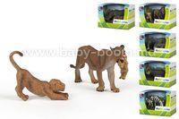 Color Baby 42938 Набор диких животных 6шт