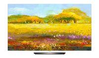 TV OLED LG 55B7V, Silver