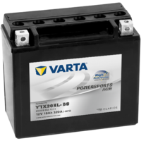 Аккумулятор VARTA  12V 320AH   YTX20HL-BS AGM