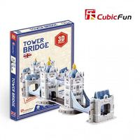 3D PUZZLE Tower Bridge (UK)