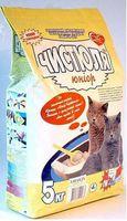 Чистюля Юниор Наполнитель для кошачьего туалета - 5 кг