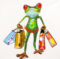 Oil Paintings Shopping (ANI16001034)