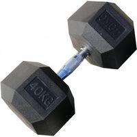 Гантель гексагональная 40 кг (4953)