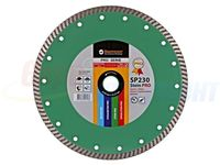 купить Алмазный диск Turbo 230x2,6x9x22,23 Baumesser Stein PRO в Кишинёве