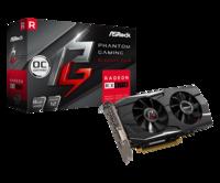 VGA ASRock Radeon RX570 8GB GDDR5 Phantom Gaming D OC