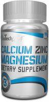 BioTechUSA Calcium Zinc Magnesium 100tab