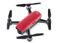 DJI Spark (EU) / Lava Red - Portable Drone
