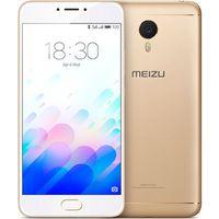 """Meizu M3 Note, 5.5"""" 1920x1080 13Mpix OctaCore 1.8GHz 3Gb 32Gb Gold"""