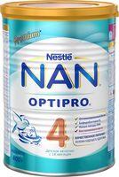 Nestle Nan 4 молочная смесь, 18+ мес. 800г