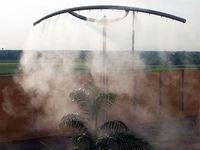 'Система Тотем из нержавеющей стали, 2 части с комплектующими