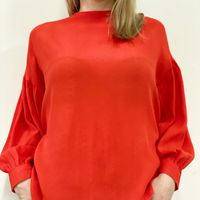 Блуза CROPP Красный vk683-23x