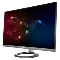 """27.0"""" ASUS """"MX27AQ"""", Black/Bronze (IPS, 2560x1440, 5ms, 300cd, LED100M:1, DP+DVI+HDMI/MHL, Spk.2x3W) (27.0"""" AH-IPS LED, 2560x1440 WQHD, 0.231mm, 5ms (GTG), 300 cd/m², DCR 100Mln:1 (1000:1), 16.7M.Colors, 178°/178° @C/R>10, DisplayPort + HDMI x2 + HDMI/MHL, HDMI/DP Audio-In, Headphone-Out, Built-in speakers 3Wx2 RMS ASUS SonicMaster, External Power Adapter, Fixed Stand (Tilt -5/+20°), Low Blue Light Mode, Dark Bronze/Black, Ultra Narrow Bezel)"""