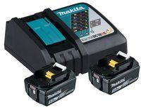 Baterie și încărcător pentru scule electrice Makita 197570-9