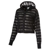 Батник PUMA Burn Out Fullzip Hoody