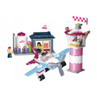 КОНСТРУКТОР GIRL IS DREAM Fantasy Flying Club 284pcs