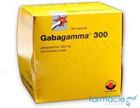 Gabagamma 300mg caps. N100