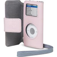 Belkin F8Z058-PNK, Case for iPod Nano Pink