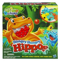Hasbro Hungry Hungry Hippos (98936)