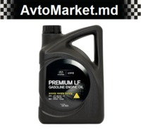 5W20 Hyundai Premium LF Gasoline Масло моторное 4Л