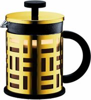 Чайник заварочный Bodum 1119617 Eileen French press Coffee Maker, 500ml, Gold