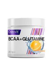 BCAA & L-Glutamine  200 г