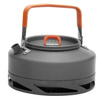 Чайник Fire-Maple Kettle Feast XT1 with Lid 0.80 l, grey/orange, FM0013