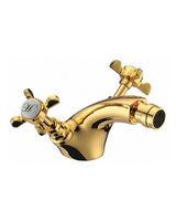 CUTHNA zlato двухвентильный смеситель для биде, золото  (ванная комната)