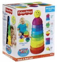 Fisher Price piramidă din cupe, cod W4472