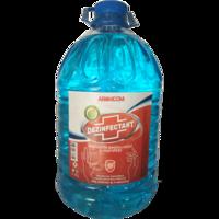 Дезинфицирующее средство для рук и поверхностей Aromcom, 5 литров