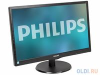 "21.5"" PHILIPS LED 223V5LHSB Black"