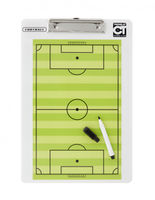 Tabla tactica fotbal 34x23 cm Tremblay 21001 (4130)