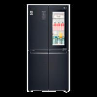 Холодильник Sibe by Side LG GC-Q22FTBKL
