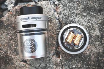 купить REPLICA Atomizer GeekVape Zeus Dual RTA в Кишинёве