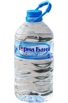 Минеральная вода Горна Баня 3л (пэт) х4 шт.