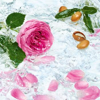 Молочко для Тела с Арганией и Розой «Традиции хаммама» 200 мл