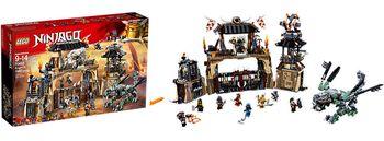 LEGO Ninjago Пещера драконов, арт. 70655