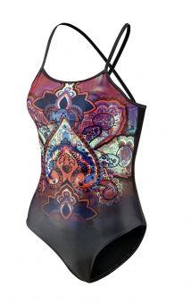 Купальник женский р.34 B-cup Beco Swimsuit 63420 (2149)