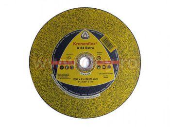 купить Klingspor Диск отрезной 230мм A 24 Extra в Кишинёве