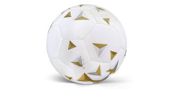 Мяч футбольный матчевый N5 Alvic Gravity (491)
