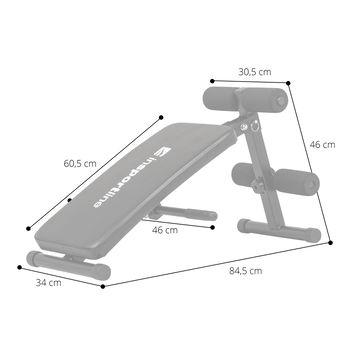 Скамья для пресса (макс.120 кг) inSPORTline ABD050 20847 (4067)